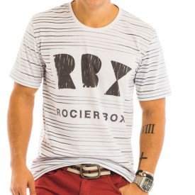 Camiseta Masculina Rocier Box Total Sublimada - Area Verde