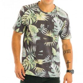 Camiseta Masculina Easy Total Sublimada - Area Verde
